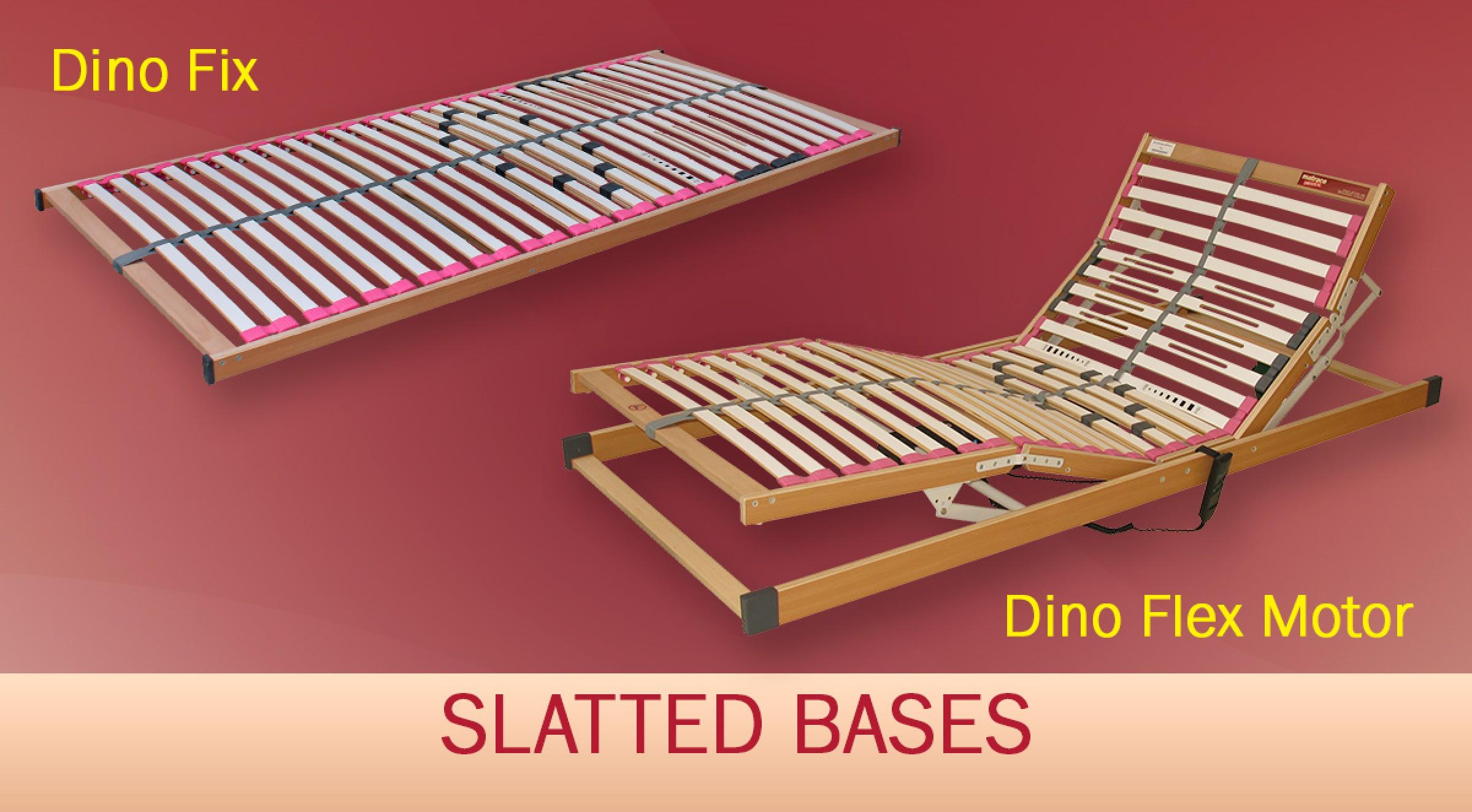Slatted bases